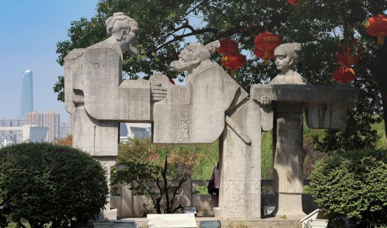 中国故事の伯牙と鍾子期