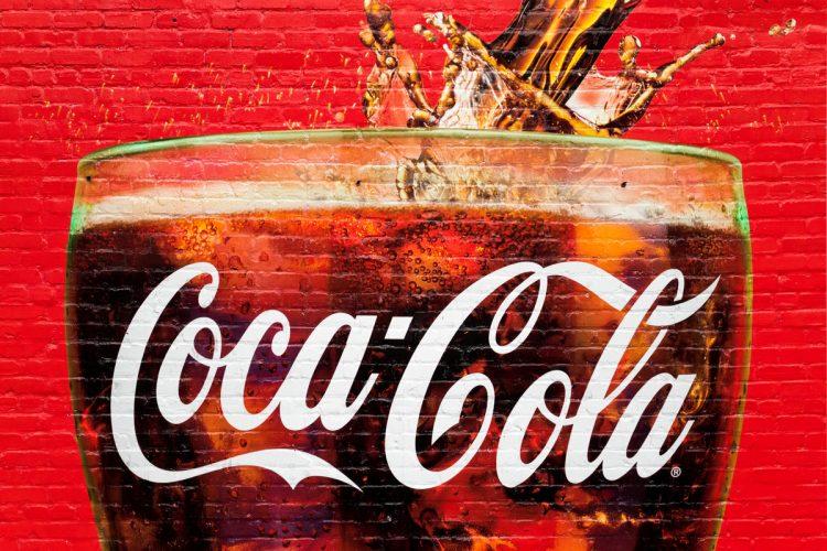 トンマナの例コカコーラ
